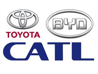 联手比亚迪与宁德时代:丰田的战略意图是什么?