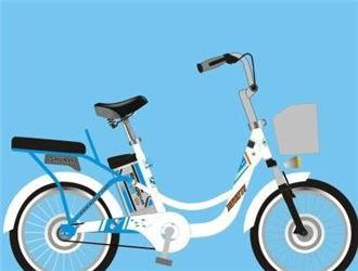 """电动自行车的""""超越"""""""