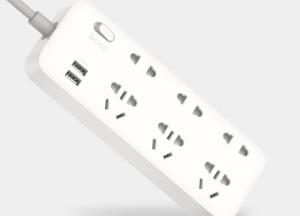 紫米新国标6位插线板发布:双口USB 18W快充