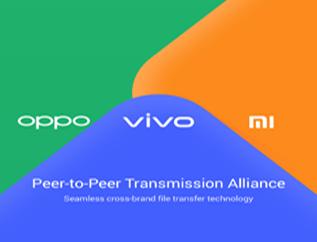 oppo, vivo, 小米联合推出无线传输技术