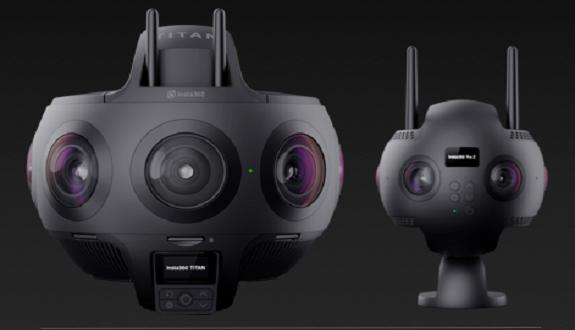影石创新拟科创板上市,全景相机市场规模有限