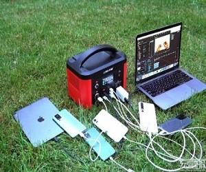 卡儿酷户外电源评测:大容量、多接口,外出小能手