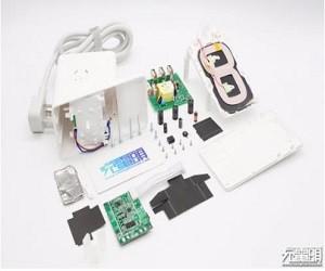 小米三合一立式无线充电插座拆解评测:多设备也不打架