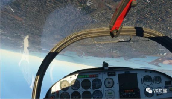 774元《微软飞行模拟2020》VR模式深度评测