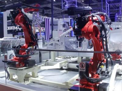 与国运同行,与大势同在,10件大事复盘2020年机器人行业非凡一年