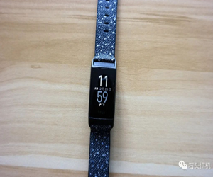 Fitbit Charge 4智能手环评测:有颜值有实力内置GPS