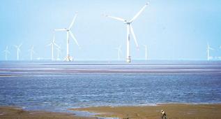 """""""风光""""潜能无限 能源转型仍需加速"""