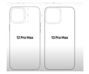 iPhone 13外观曝光,采用LTPO屏幕!