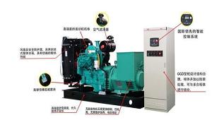 柴油发电机组无怠速的原因及处理方法