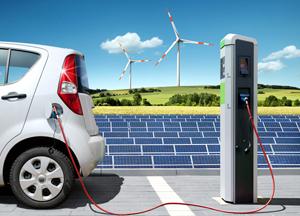 结合风能调节电动汽车充电率可降低能耗