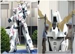 """东京台场24公尺巨型钢弹新登??!独角可变形成""""V字天线"""""""