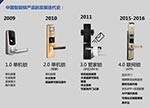 智能门锁发展历史:从单机锁发展到联网锁