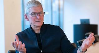 库克继续捍卫苹果对中国制造商的依赖