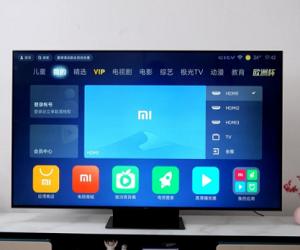 小米电视6至尊版金沙app安装平台:踢馆高端电视局!