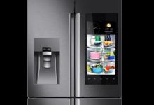 三星新款智能冰箱亮相 配备Bixby