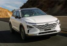 现代新一代燃料电池车NEXO亮相CES