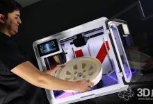 Airwolf 3D推出第五代FDM机器:EVO