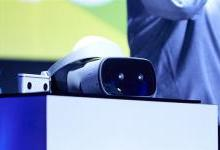 CES2018:联想发布两款VR新品Mirage Solo和Mirage Camera,还有两款AR眼镜