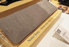 """诺基亚将在CES上推出一款""""智能床垫"""""""