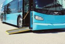 纽约测试并评估纯电动巴士