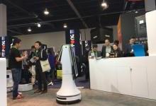 思岚科技首次亮相CES赋予机器人自主定位导航方案