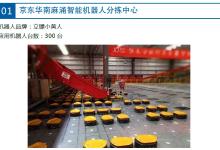 盘点2017年国内上线的机器人仓库