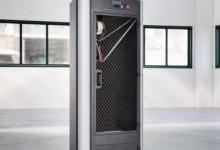 WASP推出带加热室的3D打印机