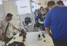 2018CES展森汉亮相崭露头角,智能变形机器人成一大亮点!