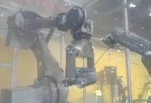发那科柔性清洗机器人为工业清洗打CALL
