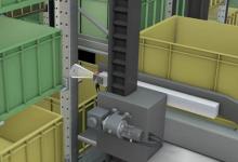 劳易测推出最小型仓储定位视觉传感器