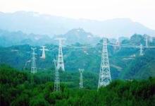 昌吉-古泉特高压直流输电线路全线贯通