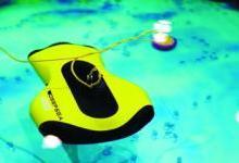 会潜水还会拍照的机器人长啥样