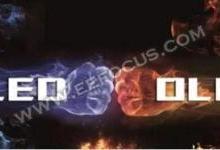 LG OLED电视和三星QLED电视测评