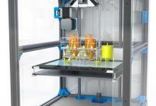 可在家制药的3D打印互连反应器