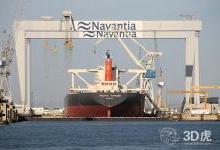 """西班牙造船商采用3D打印推出""""造船厂4.0"""""""