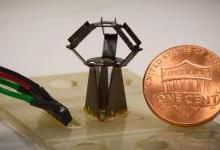 哈佛大学推出MEMS微型机器人