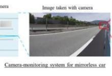 三菱尝试无后视镜汽车,人工智能系统操控靠谱吗?
