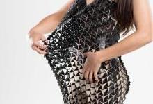 3D打印可扩展裙子助你秀出好身材