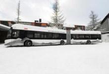 ABB与达沃斯合作电动车充电设备