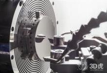 3D打印技术极大减轻扫描仪和望远镜重量