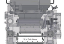 国内首批激光超高速金属3D打印设备空降鑫精合