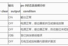 安全触边控制器接线方法简介