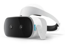 """联想发布""""VR课堂""""产品套装"""