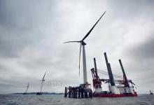 GE巨型海上风机助力绿色能源技术