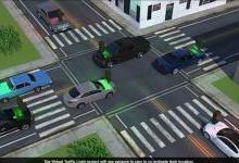 卡内基梅隆大学研发虚拟交通灯技术