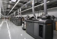 Forecast将HP MJF 4210机器增加到24台