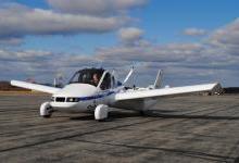 世界首款飞行汽车下月预售明年交付