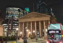 伦敦夜拍PK:华为Mate20 Pro