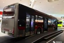 一家制造高铁的中国公司造出了走向世界的纯电动巴士