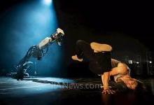 ABB机器人与人类协作上演震撼现代舞